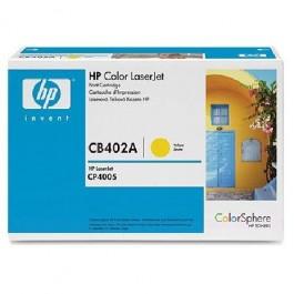 Toner cartridge HP ColorSphere CB402A, Color LaserJet  CP4005, żółty; 7500 kopii