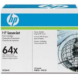 Toner cartridge HP Typ 64X, CC364X, LaserJet P4015, P4515, czarny; Bk/24 000 kopii