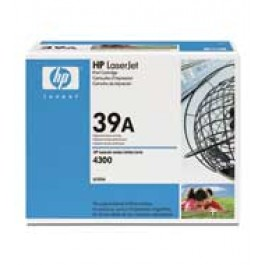 Toner cartridge HP LASERJET 4300, czarny