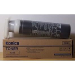 Toner Konica Minolta - Konica 1216, czarny;  przestarzałe/wycofane z produkcji