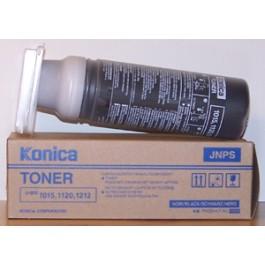 Toner Konica Minolta 00KW 1015, 1212, czarny; przestarzałe/wycofane z produkcji