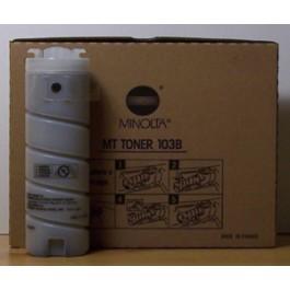 Toner Konica Minolta Typ MT 103B, EP 1030, czarny; /sprzedawane na opakowania, op.=4szt./; przestarzałe/wycofane z produkcji