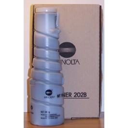 Toner Konica Minolta Typ MT 202 B, EP 2051, czarny