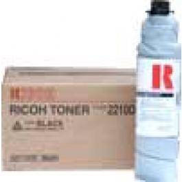 Toner Ricoh Typ 2210D, Aficio 220= Nashuatec DT20, D422   czarny; 1x340g