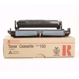Toner cartridge Ricoh Typ 150, LF2700L, 3700L, black