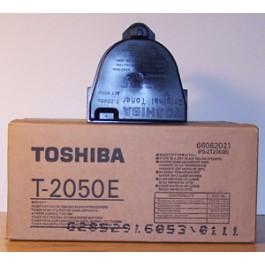 Toner Toshiba Typ T 2050E, BD 2050, 1650, czarny; przestarzałe/wycofane z produkcji