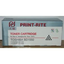 Toner Toshiba Typ T 1550E, 1550, czarny;