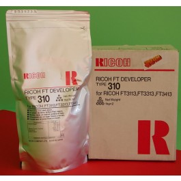 Developer Ricoh Typ 310, FT 3013 = Typ CD70, Nashuatec 3133LD, czarny
