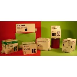 Farba (Tusz) Ricoh Priport, Typ VT-1000, VT 3800, czarna; 1x1000ml; cena za 1 szt /sprzedawane na opakowania, op=5szt/