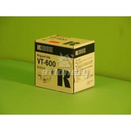 Farba (Tusz) Ricoh Typ VT 600, VT 3800, czarna; cena za szt. / sprzedawane na op.=5szt./