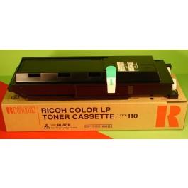 Toner Ricoh Typ 110, Aficio CL5000 / NRG CT31, czarny; Bk/18 000 kopii; SUPER CENA (wyprzedaż - ważne do wyczerpania zapasów)