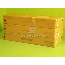 Toner Ricoh / Nashuatec Typ M2, 885323, Aficio 1224, DSC224, czerwony; M/17 000 kopii; EXTRA SUPER CENA (wyprzedaż - ważne do wyczerpania zapasów)