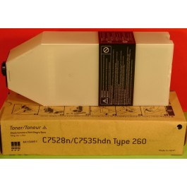Toner NRG 888458, Typ CT260 = Ricoh Typ 260, Aficio CL7200, 7300, black; 24 000 kopii; SUPER CENA (wyprzedaż - ważne do wyczerpania zapasów)