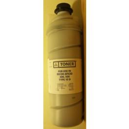 Toner Ricoh Typ 10D, Aficio 400, 500 = Nashuatec D422, czarny butla do uzupełnień 700g; przestarzałe/wycofane z produkcji