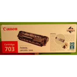 Toner cartridge Canon Typ CRG703, LBP2900, LBP3000, czarny; 2500 kopii; DOBRA CENA
