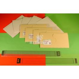 Elektroda Ricoh Aficio 550 = FT 6645 = Nashuatec 1055, siatka (Charge Corona Grid)
