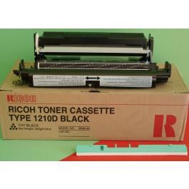 Toner cartridge Ricoh Typ 1210D, Aficio MF FX10, czarny; 4800 kopii; SUPER CENA (wyprzedaż - ważne do wyczerpania zapasów)