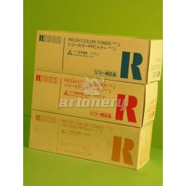 Toner Ricoh / Nashuatec / Infotec, Typ J, 887816, NC 5006, niebieski; SUPER CENA (wyprzedaż - ważne do wyczerpania zapasów)