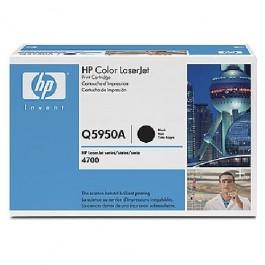 TONER CARTRIDGE HP Color LaserJet 4700, czarny; 11 000 kopii