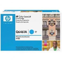 Toner cartridge HP Q6461A, COLOR LASERJET 4730, niebieski, C/12 000 kopii